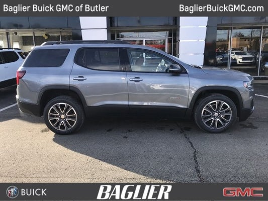2020 Gmc Acadia At4 Butler Pa Cranberry Twp Pittsburgh Wexford Pennsylvania 1gkknlls1lz128468